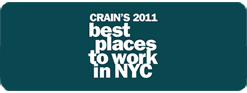 Crains Best Places to Work 2011